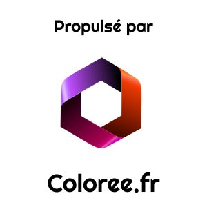 propulsé coloree